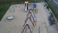 Psary - Plac zabaw