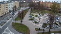 Plac Piłsudskiego - Fontanna, Fit Park