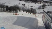Olczański Wierch - Stok narciarski