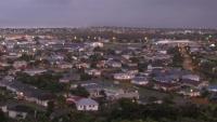 Greymouth - panorama