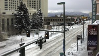 Anchorage - 4th Avenue and G Street