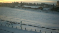 Fairbanks - Front St - Chena River