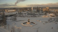 Fairbanks - Golden Heart Plaza