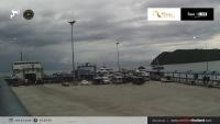 Phangan - Pier