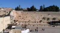 Jeruzalė - Raudų siena