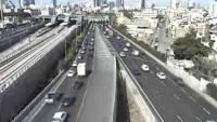 Tel Aviv - Kibbutz Galuyot Interchange