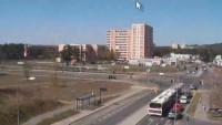 ul. Wyścigowa, ul. Kaliskiego - Budowa linii tramwajowej