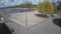 Jezioro Dolskie Wielkie - Plaża