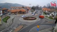 Węgierska Górka - Rondo