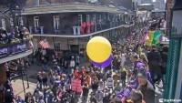 Nowy Orlean - Bourbon Street