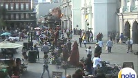 Nowy Orlean - Jackson Square