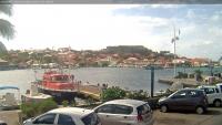 Gustavia - port