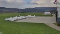 Łososina Dolna - lotnisko