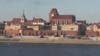 Panorama miasta od strony Wisły