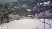Czantoria - ski slope