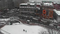Québec - Place D'Youville