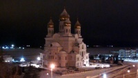 Arkhangelsk - Cathedral of the Archangel Michael