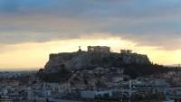 Ateny - Akropol