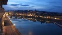 Florencja - Most Ponte alla Carraia