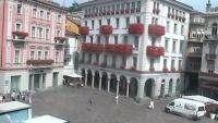 Lugano - Piazza Riforma