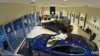 Cincinnati - Maserati Showroom