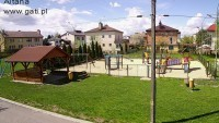 Playground, playing field