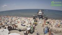 Molo, plaża