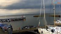 Molo, Port jachtowy