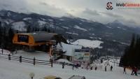 Małe Ciche - Stok narciarski