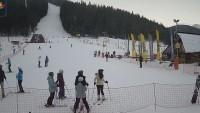 Giewont, ski slope