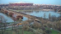 National Stadium, Średnicowy Bridge