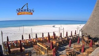 Panama City Beach - Sharkys Beachfront Restaurant