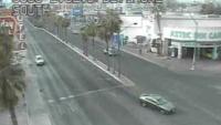 Las Vegas - kamery drogowe