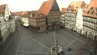 Hildesheim - Marktplatz