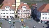 Bad Mergentheim - Marktplatz