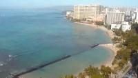 Honolulu - Plaża Waikiki
