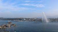 Genewa - Jezioro Genewskie