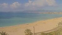 Majorka - El Arenal - Plaża