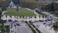 Tirana - Sheshi Skënderbej
