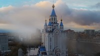 Khabarovsk - Catedral de la Transfiguración