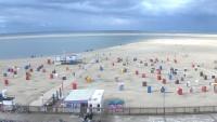 Borkum - Playa, Estación de ferrocarril