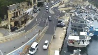 Gozo - Mġarr - Shore Street, Marshalling Area