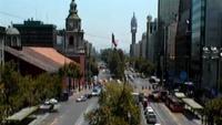 Santiago - traffic webcams