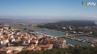 Castiglione della Pescaia - Stadtpanorama