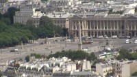 Paryžius - Place de la Concorde