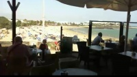 Lanzarote - Costa Teguise - Plage Bar