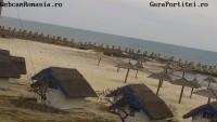 Gura Portiței - Paplūdimys