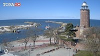 Port i latarnia morska