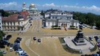 Sofia - Narodno Sabranie Square