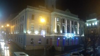 Chernivtsi - Town hall